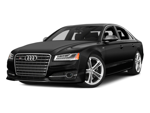 Phantom Black Pearl Effect 2015 Audi S8 Pictures S8 Sedan 4D S8 AWD V8 Turbo photos front view
