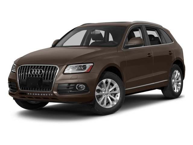 Teak Brown Metallic 2015 Audi Q5 Pictures Q5 Utility 4D 3.0T Prestige AWD photos front view