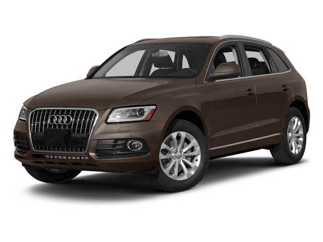 Teak Brown Metallic 2015 Audi Q5 Pictures Q5 Utility 4D 2.0T Premium Plus AWD photos front view