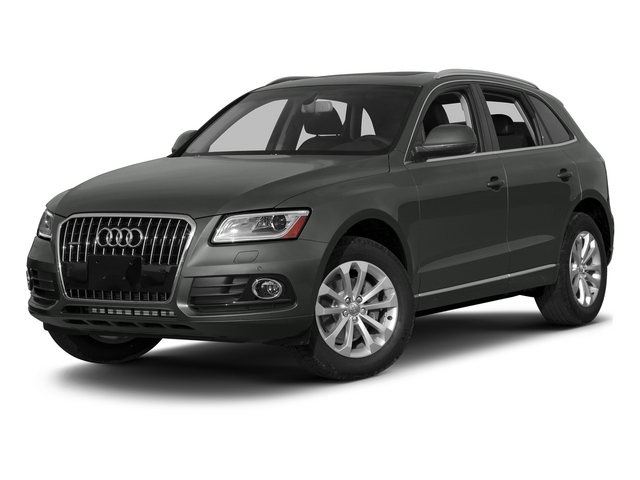 Daytona Gray Pearl Effect 2015 Audi Q5 Pictures Q5 Utility 4D 3.0T Prestige AWD photos front view