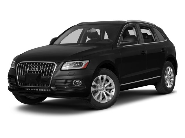 Brilliant Black 2015 Audi Q5 Pictures Q5 Utility 4D 3.0T Premium Plus AWD photos front view