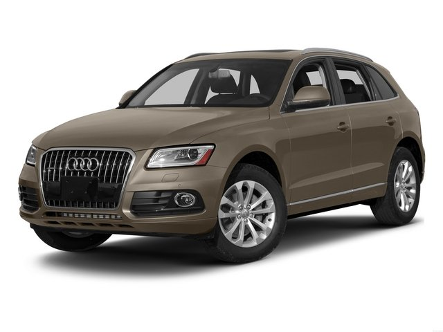 Maya Brown Metallic 2015 Audi Q5 Pictures Q5 Utility 4D 2.0T Premium Plus AWD photos front view