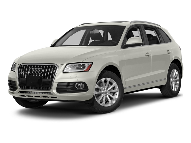 Ibis White 2015 Audi Q5 Pictures Q5 Utility 4D 3.0T Premium Plus AWD photos front view