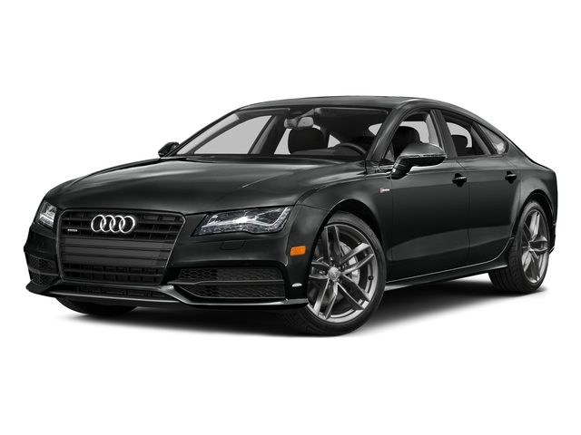 Mythos Black Metallic 2015 Audi A7 Pictures A7 Sedan 4D 3.0T Premium Plus AWD photos front view
