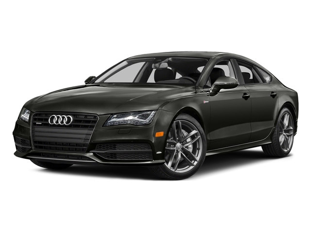 Havanna Black Metallic 2015 Audi A7 Pictures A7 Sedan 4D 3.0T Premium Plus AWD photos front view