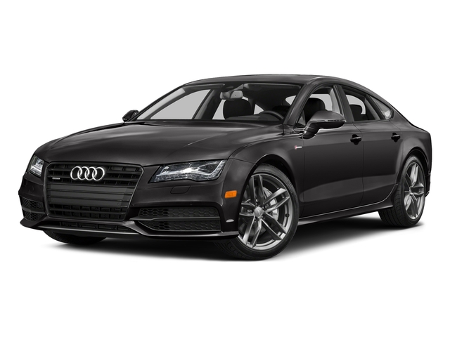 Oolong Gray Metallic 2015 Audi A7 Pictures A7 Sedan 4D 3.0T Premium Plus AWD photos front view