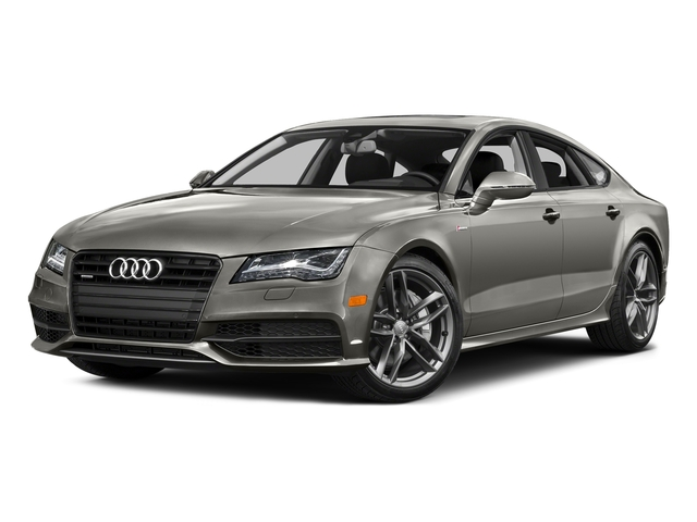 Quartz Gray Metallic 2015 Audi A7 Pictures A7 Sedan 4D 3.0T Premium Plus AWD photos front view