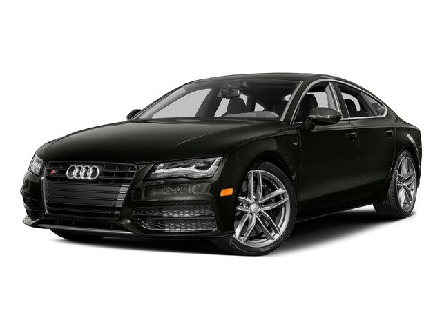 Havanna Black Metallic 2015 Audi S7 Pictures S7 Sedan 4D S7 Prestige AWD photos front view