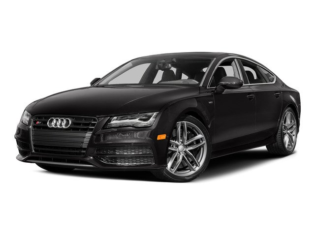 Oolong Gray Metallic 2015 Audi S7 Pictures S7 Sedan 4D S7 Prestige AWD photos front view
