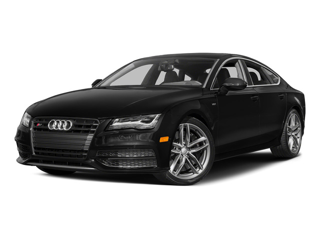 Brilliant Black 2015 Audi S7 Pictures S7 Sedan 4D S7 Prestige AWD photos front view