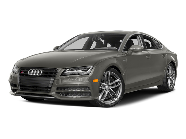 Quartz Gray Metallic 2015 Audi S7 Pictures S7 Sedan 4D S7 Prestige AWD photos front view