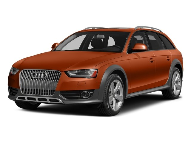 Volcano Red Metallic 2015 Audi allroad Pictures allroad Wagon 4D Premium Plus AWD I4 Turbo photos front view