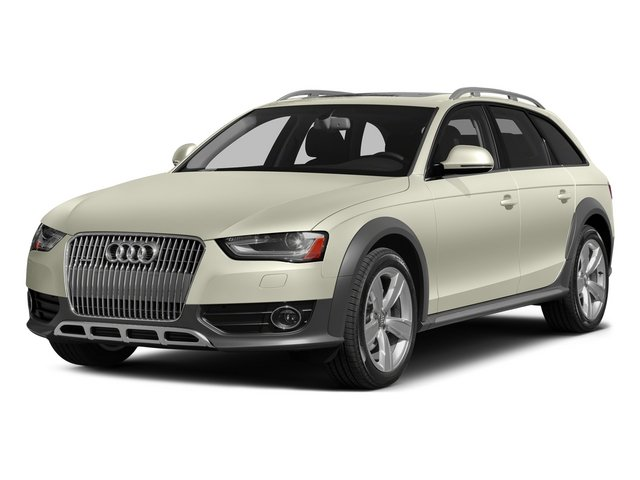 Glacier White Metallic 2015 Audi allroad Pictures allroad Wagon 4D Premium AWD I4 Turbo photos front view