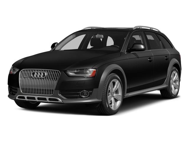 Brilliant Black 2015 Audi allroad Pictures allroad Wagon 4D Prestige AWD I4 Turbo photos front view