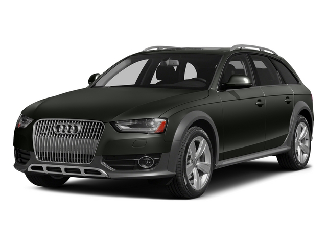 Tornado Gray Metallic 2015 Audi allroad Pictures allroad Wagon 4D Prestige AWD I4 Turbo photos front view