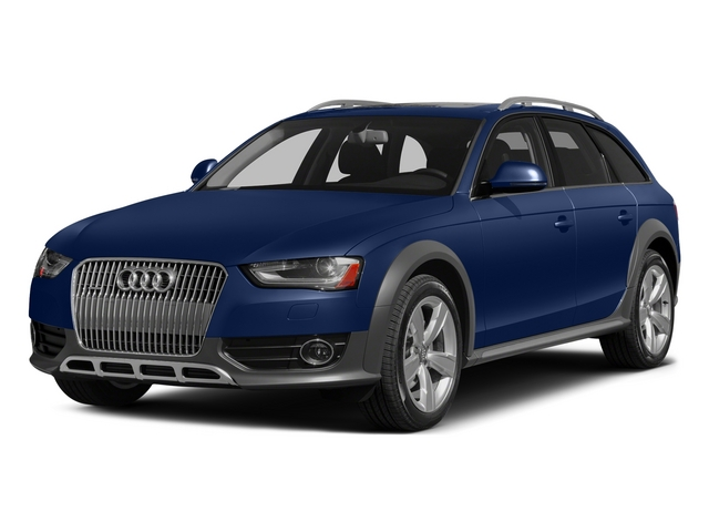 Scuba Blue Metallic 2015 Audi allroad Pictures allroad Wagon 4D Premium AWD I4 Turbo photos front view