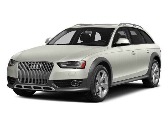 Ibis White 2015 Audi allroad Pictures allroad Wagon 4D Prestige AWD I4 Turbo photos front view