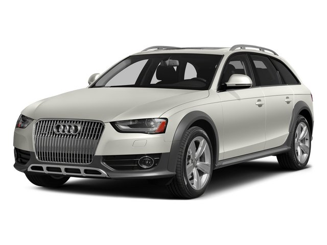 Ibis White 2015 Audi allroad Pictures allroad Wagon 4D Premium Plus AWD I4 Turbo photos front view