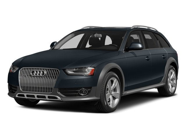 Moonlight Blue Metallic 2015 Audi allroad Pictures allroad Wagon 4D Prestige AWD I4 Turbo photos front view