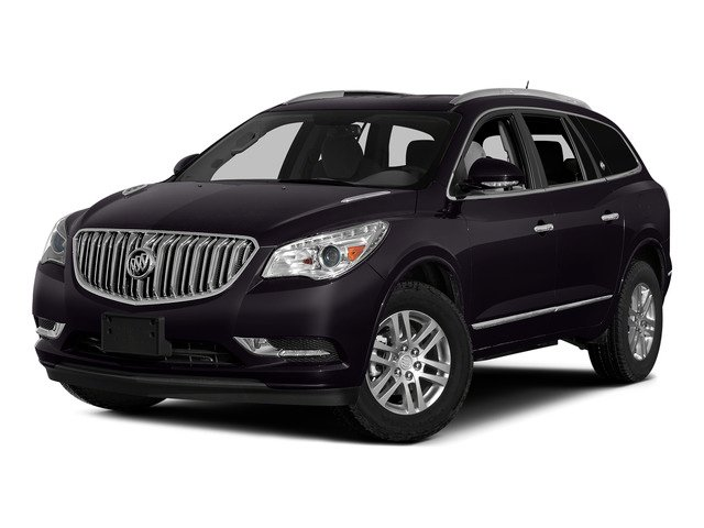 Midnight Amethyst Metallic 2015 Buick Enclave Pictures Enclave Utility 4D Premium 2WD V6 photos front view