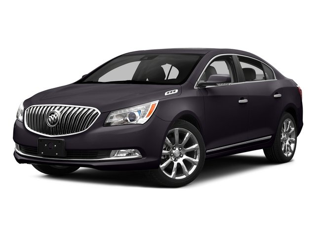 Midnight Amethyst Metallic 2015 Buick LaCrosse Pictures LaCrosse Sedan 4D I4 Hybrid photos front view