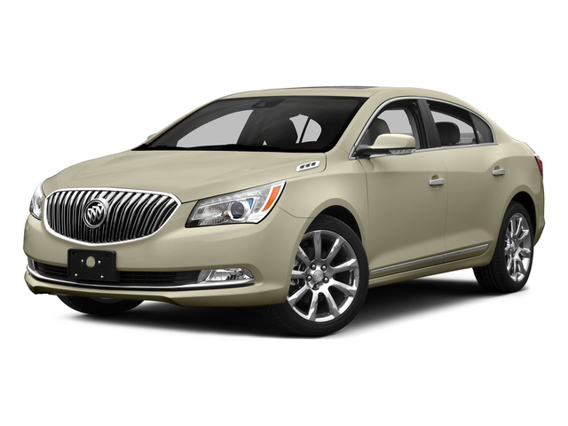 Champagne Silver Metallic 2015 Buick LaCrosse Pictures LaCrosse Sedan 4D I4 Hybrid photos front view