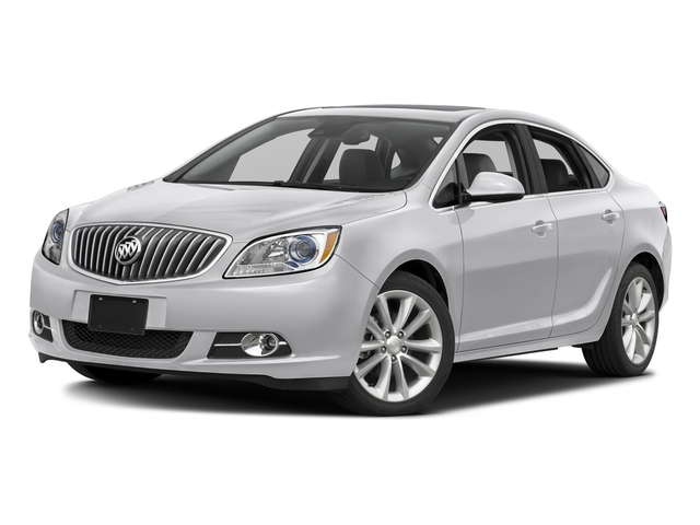 Summit White 2015 Buick Verano Pictures Verano Sedan 4D I4 photos front view