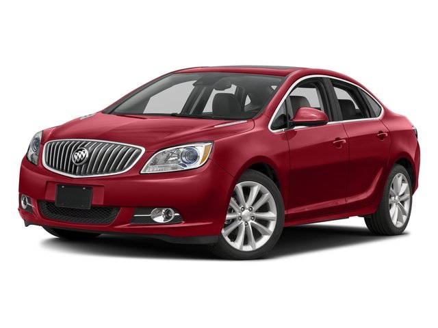 Crystal Red Tintcoat 2015 Buick Verano Pictures Verano Sedan 4D I4 photos front view