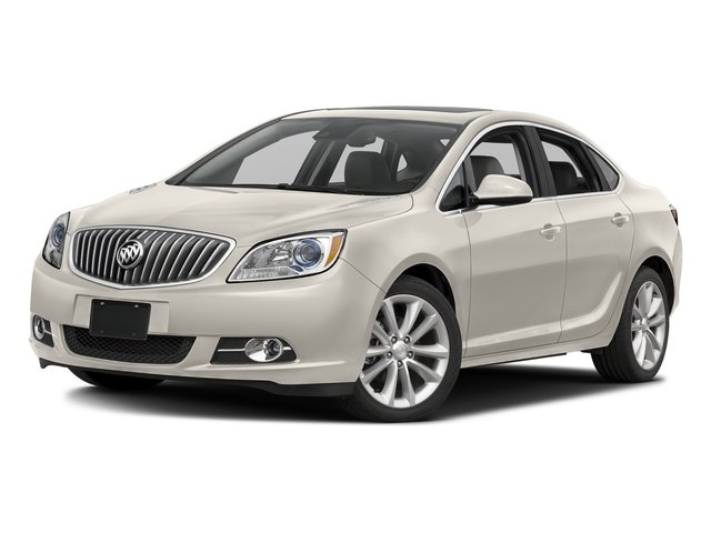 White Diamond Tricoat 2015 Buick Verano Pictures Verano Sedan 4D I4 photos front view
