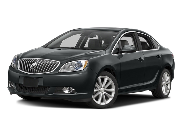 Smoky Gray Metallic 2015 Buick Verano Pictures Verano Sedan 4D I4 photos front view