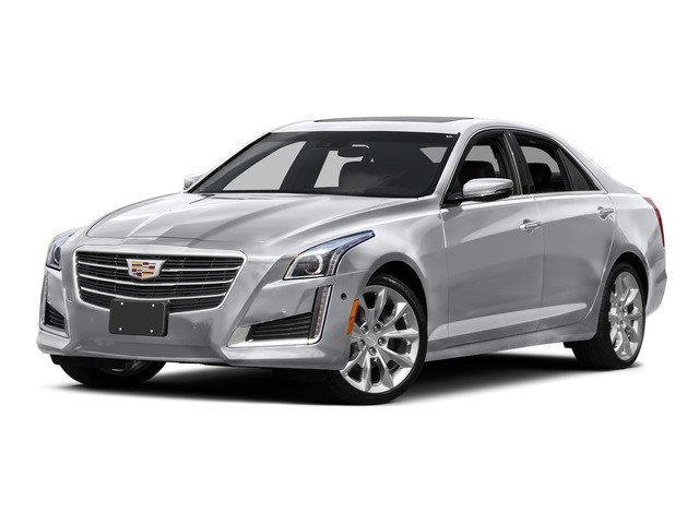 Radiant Silver Metallic 2015 Cadillac CTS Sedan Pictures CTS Sedan 4D V-Sport Premium V6 Turbo photos front view