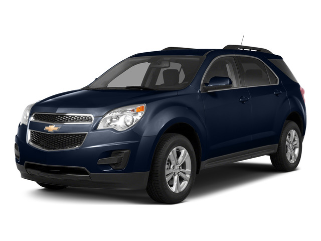 Blue Velvet Metallic 2015 Chevrolet Equinox Pictures Equinox Utility 4D 2LT AWD I4 photos front view