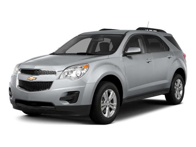 Silver Ice Metallic 2015 Chevrolet Equinox Pictures Equinox Utility 4D 2LT AWD I4 photos front view