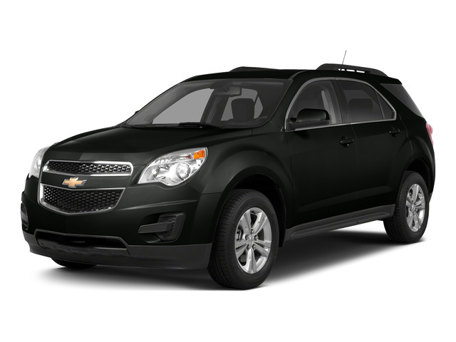 Black Granite Metallic 2015 Chevrolet Equinox Pictures Equinox Utility 4D 2LT AWD I4 photos front view