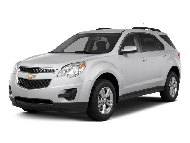 Summit White 2015 Chevrolet Equinox Pictures Equinox Utility 4D 2LT AWD I4 photos front view