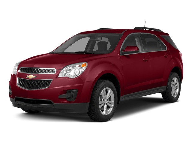 Crystal Red Tintcoat 2015 Chevrolet Equinox Pictures Equinox Utility 4D 2LT AWD I4 photos front view