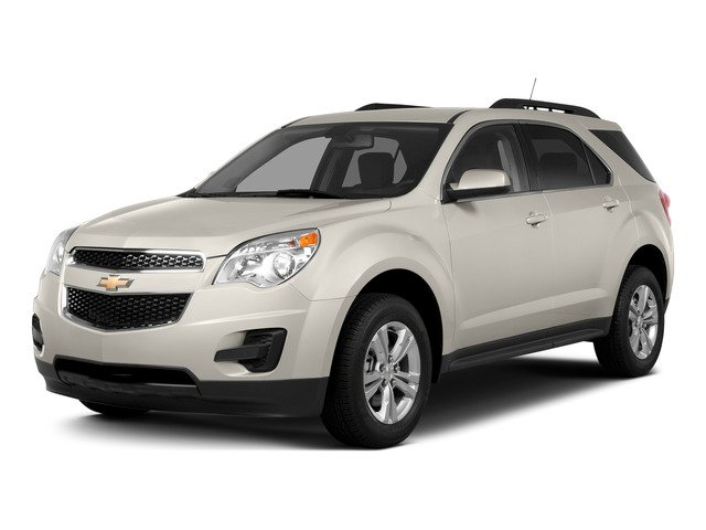 White Diamond Tricoat 2015 Chevrolet Equinox Pictures Equinox Utility 4D 2LT AWD I4 photos front view