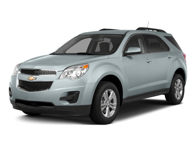 Silver Topaz Metallic 2015 Chevrolet Equinox Pictures Equinox Utility 4D LT AWD I4 photos front view