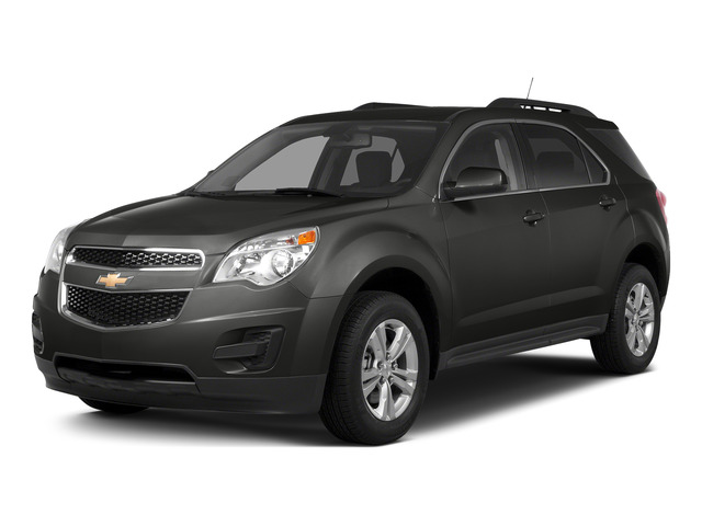 Tungsten Metallic 2015 Chevrolet Equinox Pictures Equinox Utility 4D 2LT AWD I4 photos front view