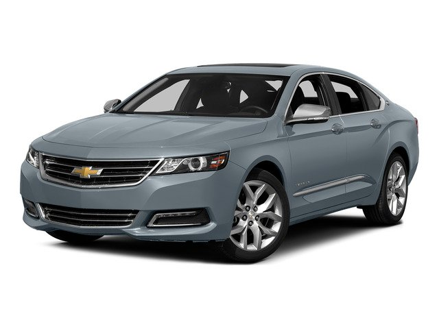Iridescent Pearl Tricoat 2015 Chevrolet Impala Pictures Impala Sedan 4D LT V6 photos front view