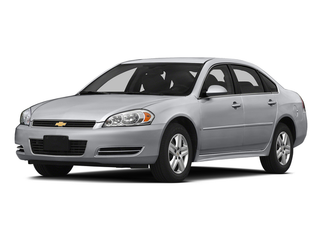 Silver Ice Metallic 2015 Chevrolet Impala Limited Pictures Impala Limited Sedan 4D LS V6 photos front view