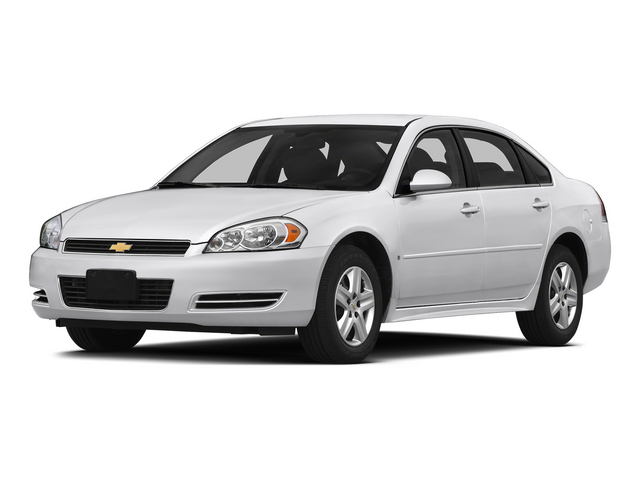 Summit White 2015 Chevrolet Impala Limited Pictures Impala Limited Sedan 4D LS V6 photos front view