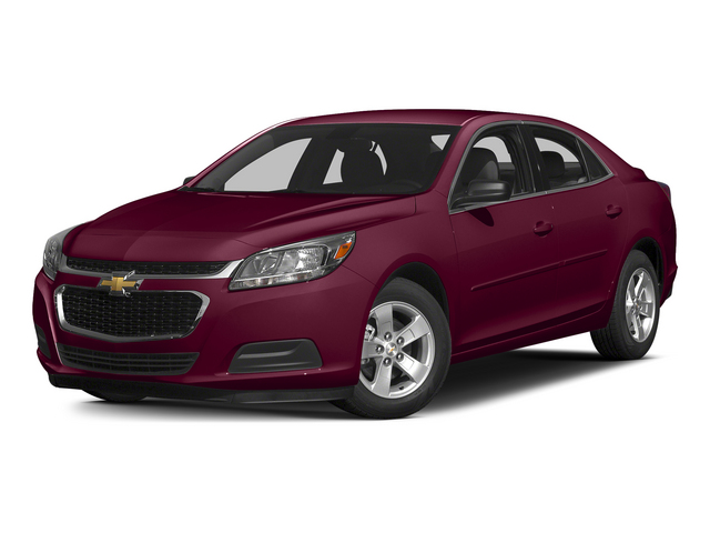 Butte Red Metallic 2015 Chevrolet Malibu Pictures Malibu Sedan 4D LT I4 Turbo photos front view
