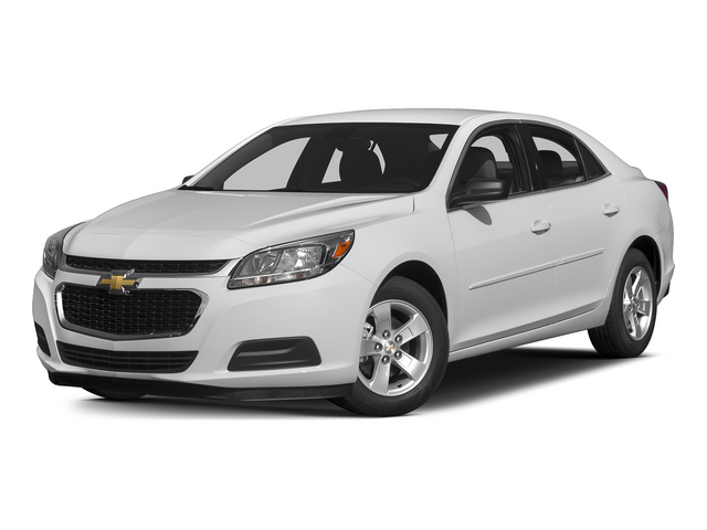 Summit White 2015 Chevrolet Malibu Pictures Malibu Sedan 4D LT I4 Turbo photos front view