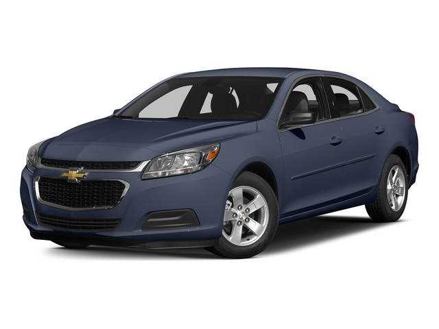 Atlantis Blue Metallic 2015 Chevrolet Malibu Pictures Malibu Sedan 4D LT I4 Turbo photos front view