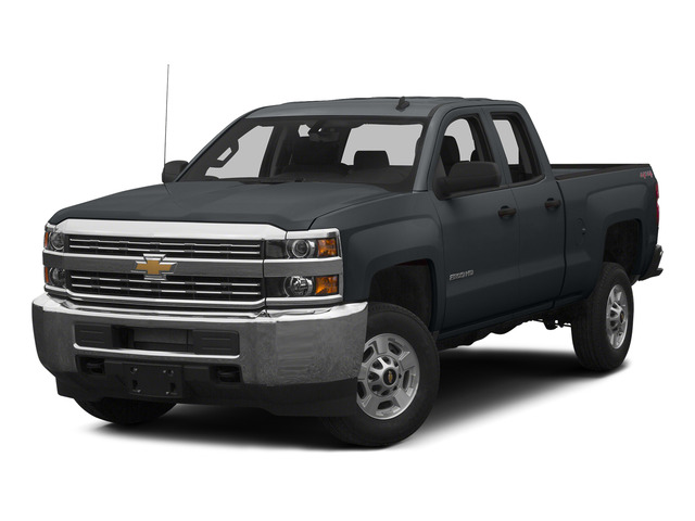 Blue Granite Metallic 2015 Chevrolet Silverado 2500HD Pictures Silverado 2500HD Extended Cab LTZ 2WD photos front view