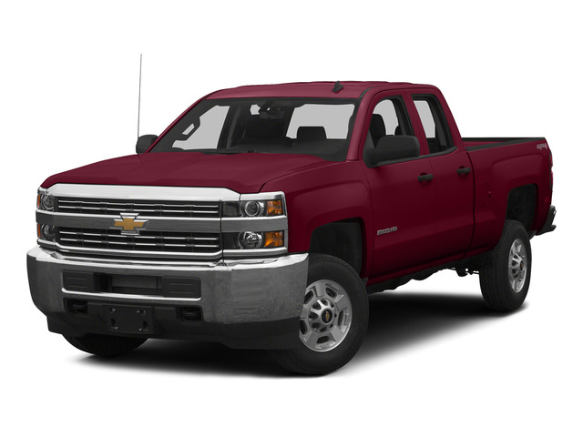 Deep Ruby Metallic 2015 Chevrolet Silverado 2500HD Pictures Silverado 2500HD Extended Cab LTZ 2WD photos front view