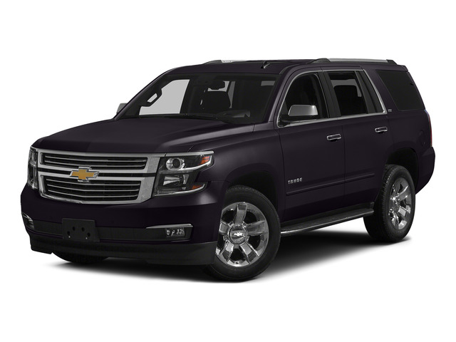 Sable Metallic 2015 Chevrolet Tahoe Pictures Tahoe Utility 4D LT 4WD V8 photos front view