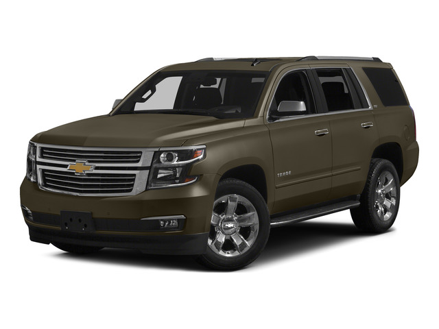 Brownstone Metallic 2015 Chevrolet Tahoe Pictures Tahoe Utility 4D LT 4WD V8 photos front view