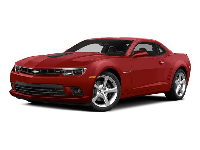 Crystal Red Tintcoat 2015 Chevrolet Camaro Pictures Camaro Coupe 2D SS V8 photos front view
